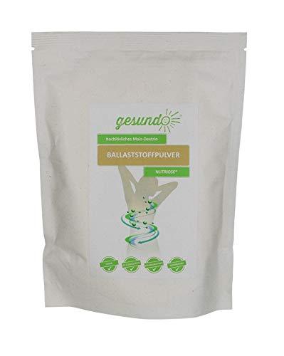 Ballaststoffpulver Nutriose aus resistentem Mais-Dextrin, Variante:0.5 kg Beutel