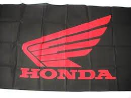 Honda-Banner, 150 x 75 cm