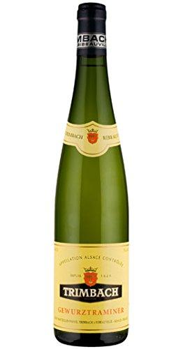 Gewurztraminer, Trimbach, 75cl. (caja de 6). Alsace/Francia. Gewurztraminer. Vino Blanco.
