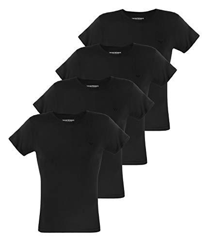 Emporio Armani Pack 2 Camisolas Interiores CC722-111647 L - CC722-111647_07320_BIPACK-L