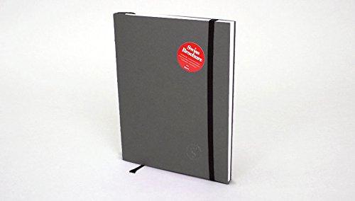 Notizbuch Schweizer Brochure mit Gummiband DIN A5+