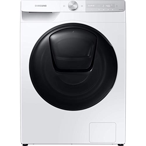 Samsung QuickDrive™ WW80T854DBH Wifi Connected 8Kg Washing Machine with 1400 rpm - White
