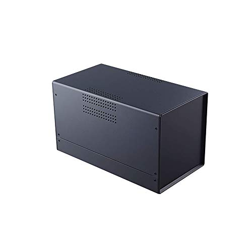 Bahar Enclosure 150*160*275 mm Metallgehäuse Eisengehäuse Iron Enclosure Eisen Box Instrument Gehäuse Industriegehäuse Stahl BDA 40006-A2 (W275)