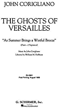 As Summer Brings a Wistful Breeze: Duet for 2 Sopranos
