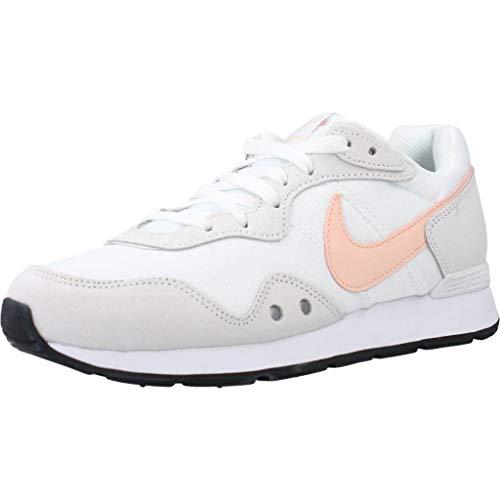 Nike Damen Venture Runner Sneaker, White/Washed Coral-Black,38 EU