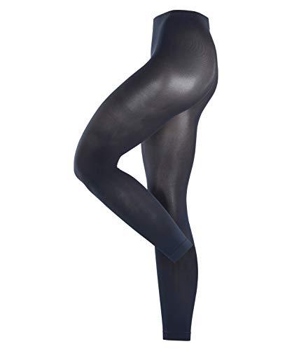 ESPRIT Damen Leggings 50 DEN, Polyamid, 1 Paar, Blau (Marine 6120), L (DE 40-42)