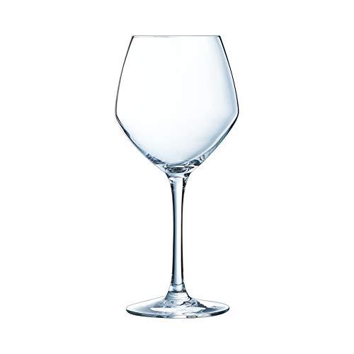 Chef&Sommelier - Set of 6 Cabernet Young Wines Krysta Stemmed Glasses -...