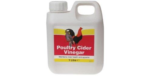 Battles Poultry Cider Azijn - het bevorderen van een effectief gebruik van voedsel