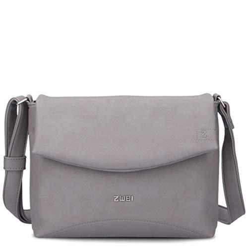 Zwei Elli EL6 Handtasche 26 cm grey