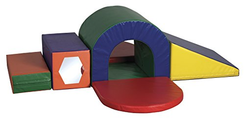 ECR4Kids SoftZone Slide and Crawl Set