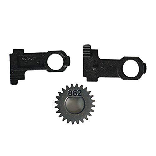 105934-059 Lager und Getriebe kompatibel für Zebra GK420D GX420D GK430D GX430D ZP450 ZP500 ZP505 ZP550 105934-034 Plattenwalze Thermo Label Drucker