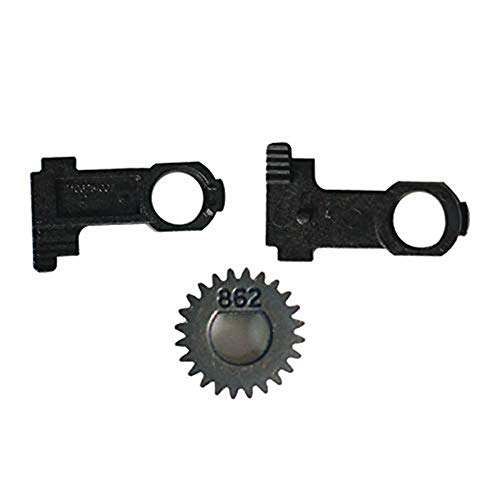 105934-059 Rodamientos y Engranajes compatibles con Zebra GK420D GX420D GK430D GX430D ZP450 ZP500 ZP505 ZP550 105934-034 Impresora de Etiquetas térmicas con Rodillo de Platino