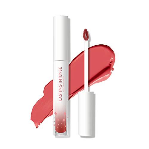 Liquid Lipstick Long Lasting Matte Lips Cream Waterproof High Pigmented Lip-Stick Color Makeup for Girls Ladies (10)