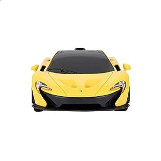 لعبة سيارة ماكلارين بي 1 بريموت كنترول من راستار - اصفر