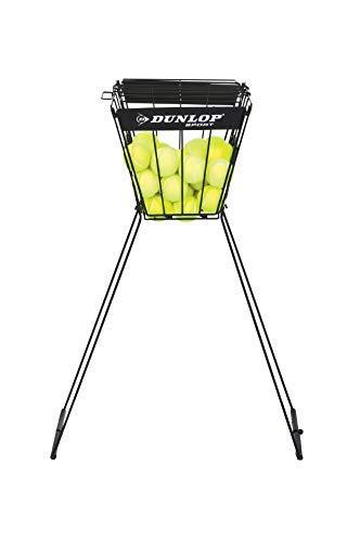 Dunlop 70 Palle Hopper/Cestino Mini, Contenitori per Palline Unisex-Adulto, Diversi Colori, 0