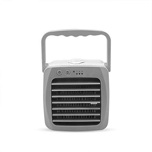 Draagbare mini-airconditioner Ventilator Thuiskantoor Persoonlijke ruimte Ventilator Koeler USB