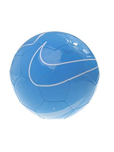 Nike Unisex Jugend MERC Fade-FA19 Ball, Blau, 5
