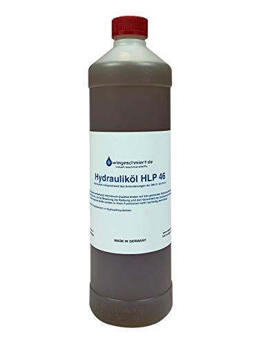 Hydrauliköl HLP 46 ISO VG 46 nach DIN 51524 Teil 2 … (1 Liter)