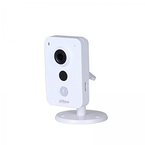 Cámara IP WiFi 1,3MP 2.8mm IR alarma Audio-Serie CUBE-Dahua