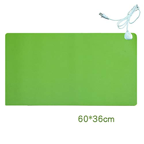 220V Office Waterproof Desk Electric Heating Pad Heated Table Mouse Warmer Mat C, Office & Stationery Stationery Clearance Sales