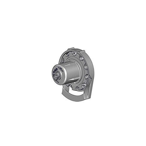 RollEase - R8 Rollschirm-Kupplung für 1 1/4 Zoll Rohr - weiß