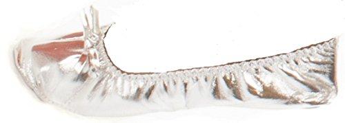 Chaussures demi-pointes Turkish Emporium - Chaussures pour costumes - Argenté - Silber, 35 EU