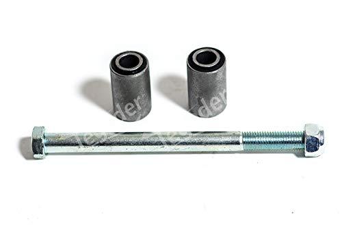 2X Silentbuchse S1 und Bolzen Radaufhängung DDR Anhänger HP 350 HP 400 HP 401