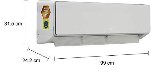 Voltas 1.5 Ton 5 Star Inverter Split AC (Copper 185VSZS White)