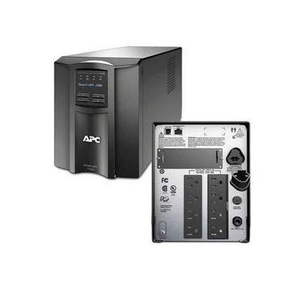 APC SMT1500US Smart-UPS Uninterruptible Power Supply