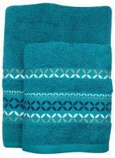 Energy Colors Textil - Hogar - Liquitowels - Juego de Toallas de baño 3 Piezas (1 Toalla de baño, 1 Toallas de Manos y 1 Toalla Cara) 100% Algodón Ligeras y Absorbentes (Sol)