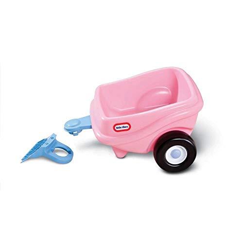 Little Tikes Véhicule Princesse Coupé Cozy - Pour jouets & poupées - Fabrication durable pour jouer à l'intérieur & à l'extérieur