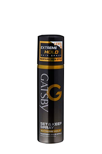Gatsby Hair Spray Set & Keep Extreme Hold, 66 ml