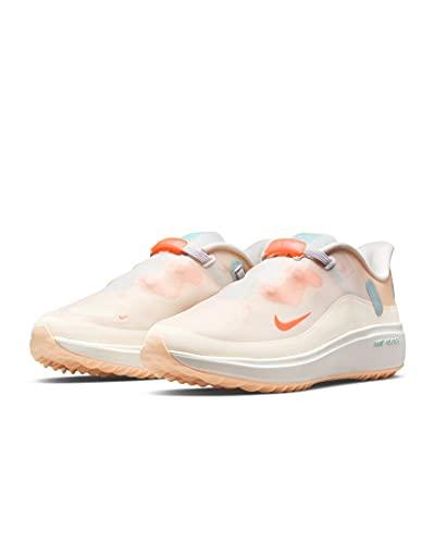 Nike React Ace Tour Zapatillas de Golf para Mujer (Sail/Bright Mango-White, Numeric_41)