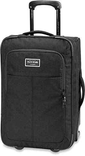 Dakine Carry On Roller Bolsa de viaje trolley para portátil, Unisex adulto, Black, 42 L