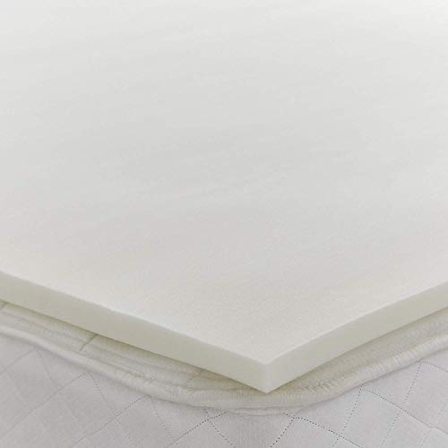 Silentnight Impress 2.5 cm Memory Foam Mattress Topper, Double