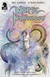 Norse Mythology #4 B EDTN