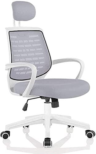 Gymqian Silla de Oficina para Silla de Oficina, Silla de Escritorio de la Computadora Alta Alta, Silla Ergonómica de la Silla de Tareas Ejecutivas creativo