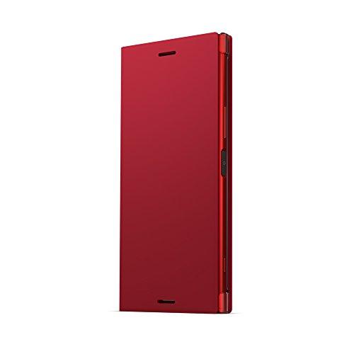 ソニー純正 国内正規品 Xperia XZ Premium SO-04J ケース/カバー 手帳型 スタンド機能付きスタイルカバースタンド Style Cover Stand ロッソ エクスペリア XZ プレミアム スマホケース SCSG10JP/Rの詳細を見る