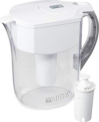 Brita Grand Pitcher 10 Cup White