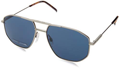 Tommy Hilfiger Herren TH 1710/S Sonnenbrille, MT PALLD, 57