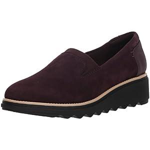 Clarks Women's Sharon Dolly Platform Loafer