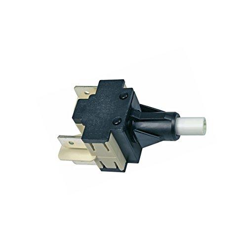 Tastenschalter EinAus Schalter Taste 1-fach Spülmaschine Geschirrspüler Original Whirlpool Bauknecht Ikea 481227618505 Ignis Prima Laden gcf gcfp gcfs gcik gcip gcxp gci dwh adb adl lvi lpr pdcf adg