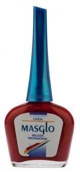 Masglo Nail Enamel Pretty / Masglo Esmalte Para U?s Linda 13.5ml by MASGLO