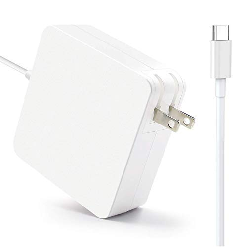USB C Power Adapter, 65W(Available in 29W, 30W, 45W, 60W, 61W) Type C Charger Power Delivery for MacBook,MacBook Pro/Air, HP, Dell, Lenovo and Any Laptops or Smart Phones with USB C