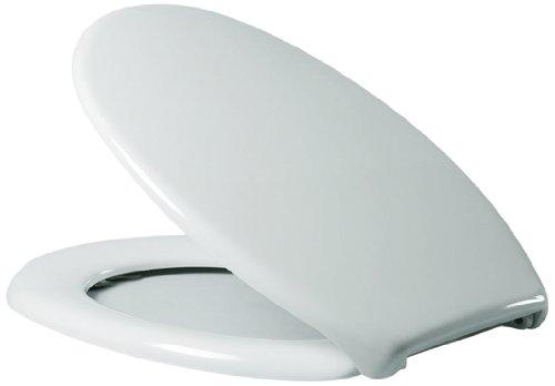 Sanifri 470011106 WC-Sitz Evia weiß mit Excenter Scharnier
