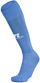 Russell Brand YOUTH All Sports Sock (2 Pair) (Light Blue, XS)