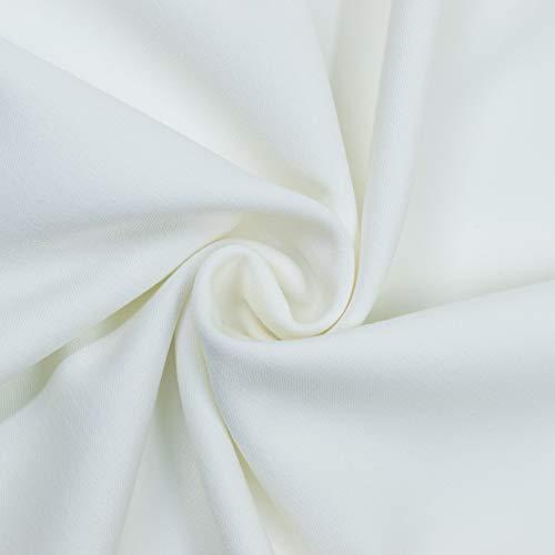 Gabardina bistretch claro natural - Precio por 0,5 metros
