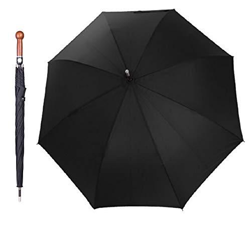 Sicherheitsschirm mit gratis Videokurs | Unzerbrechlicher Defense Regenschirm zur Abwehr | XXL extra lang mit 103cm | Sicherheits Verteidigungs Schirm