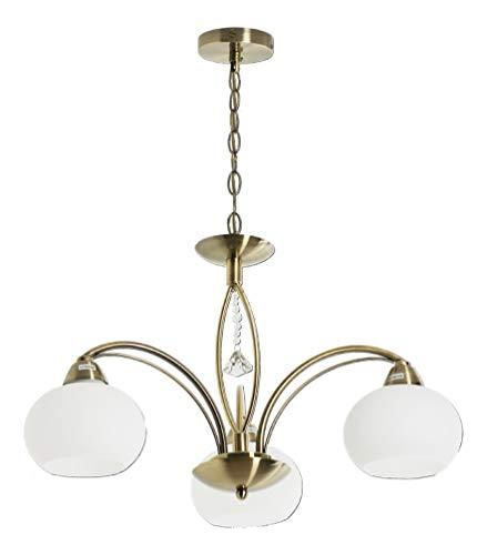 Lampex. Bonita Chandelier 3