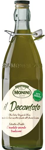 Monini Olio Extra Vergine Il Decantato Gusto Morbido, 1000 Millilitro